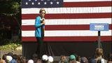 VIDEO: Democratic presidential candidate Elizabeth Warren visits Seattle
