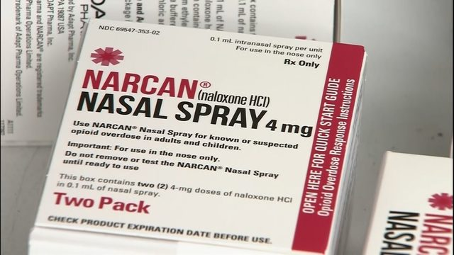 Narcan handed out at Seattle event on International Overdose