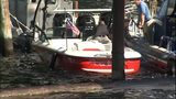 VIDEO: Coast Guard suspends search for two missing from boat near Mercer Island