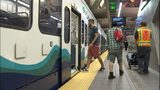 VIDEO: Sound Transit under fire for student fare enforcement on first day of school