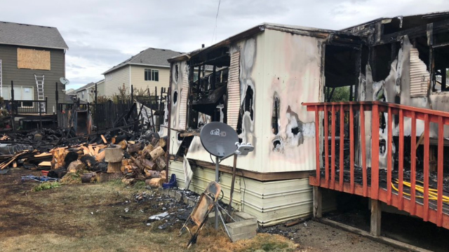 Puyallup man finds wedding ring in home destroyed by fire