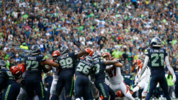 SEATTLE, WA - SEPTEMBER 08: Randy Bullock #4 of the Cincinnati Bengals kicks a 27 yard field goal against the Seattle Seahawks in the fourth quarter at CenturyLink Field on September 8, 2019 in Seattle. (Photo by Lindsey Wasson/Getty Images)