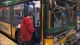 VIDEO: Bus routes shift with 'Seattle Squeeze,' Viaduct demolition