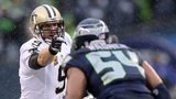 Drew Brees to miss Sunday's game against Seahawks, ESPN reports