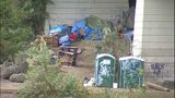 VIDEO: Plans to close Olympia homeless camp delayed, church steps in