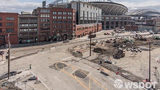 VIDEO: Dearborn through Pioneer Square reopens early after viaduct demolition