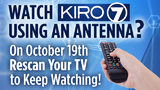 KIRO 7 moving to new frequency Oct. 19