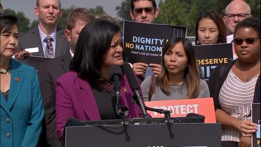 Seattle Representatives propose Dignity Act for immigrants; ICE calls for cooperation