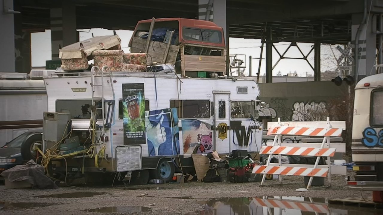 Mayor proposes expanding RV clean-up program with $790k