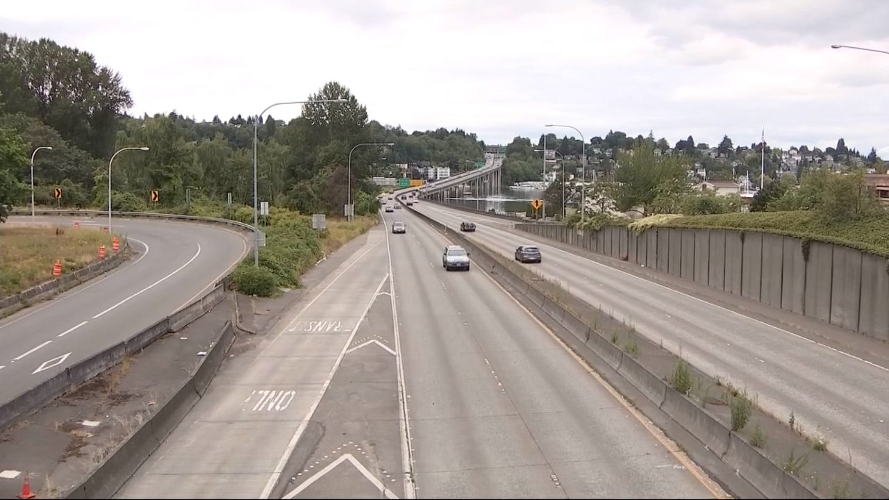 Montlake project to bring weekend closures on 520