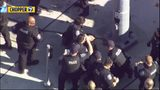 VIDEO: Chase ends in police takedown