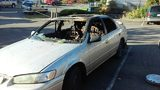 Caught on camera: Woman's car torched; among recent car arson cases in Tacoma