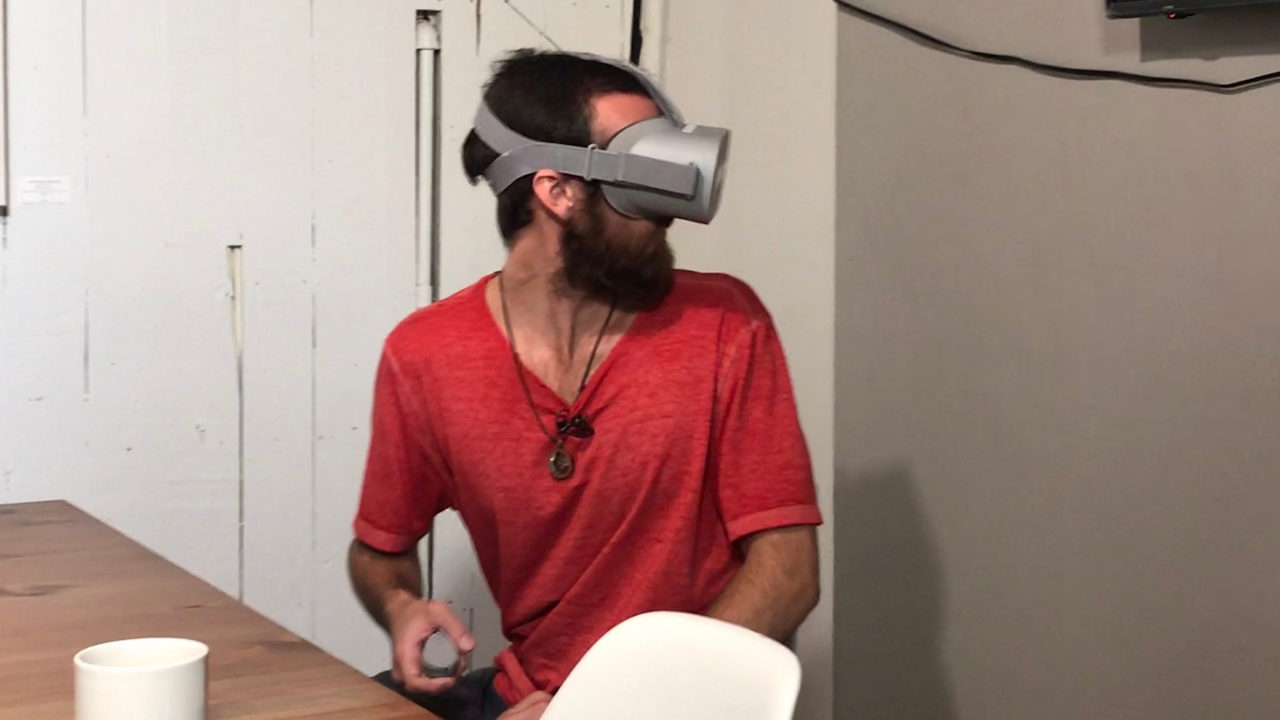 Thursday at 5: Using virtual reality to prepare for a workplace shooting