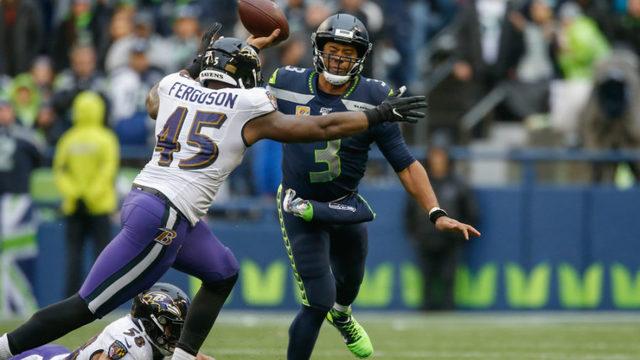Photos Seahawks Vs Ravens On Oct 20 2019 Kiro Tv