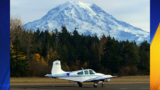 VIDEO: Person threatens to shoot planes taking off from Pierce County airfield