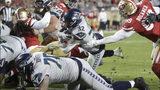 Seahawks knock 49ers from unbeaten ranks with 27-24 OT win