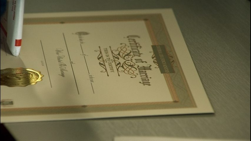 New effort to keep people ordained online from performing marriages