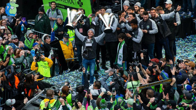 Sounders MLS Cup trophies set for community tour