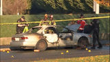 Firefighters who put out a car fire at a Federal Way park Wednesday morning found a body inside the burned vehicle.  Read story here.