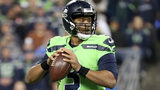 SEATTLE, WASHINGTON - DECEMBER 02: Quarterback Russell Wilson #3 of the Seattle Seahawks drops back to pass against the Minnesota Vikings at CenturyLink Field on December 02, 2019 in Seattle, Washington. (Photo by Abbie Parr/Getty Images)